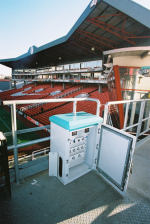 Gantry box Highbury